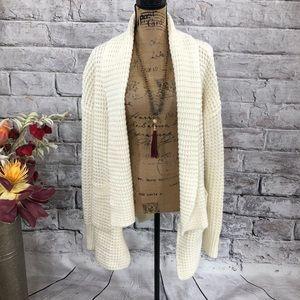 POL Boutique Thick Knit Cozy Boho Cardigan
